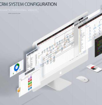 Sugabyte offers SugarCRM configuration services.