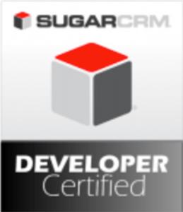 Certified SugarCRM Developer