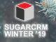 SugarCRM Winter '19 (8.3) Release