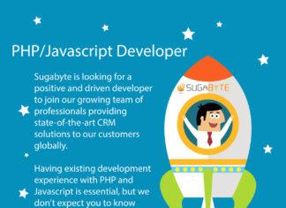 SugarCRM Developer Job