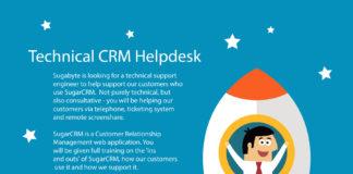 Technical CRM Helpdesk